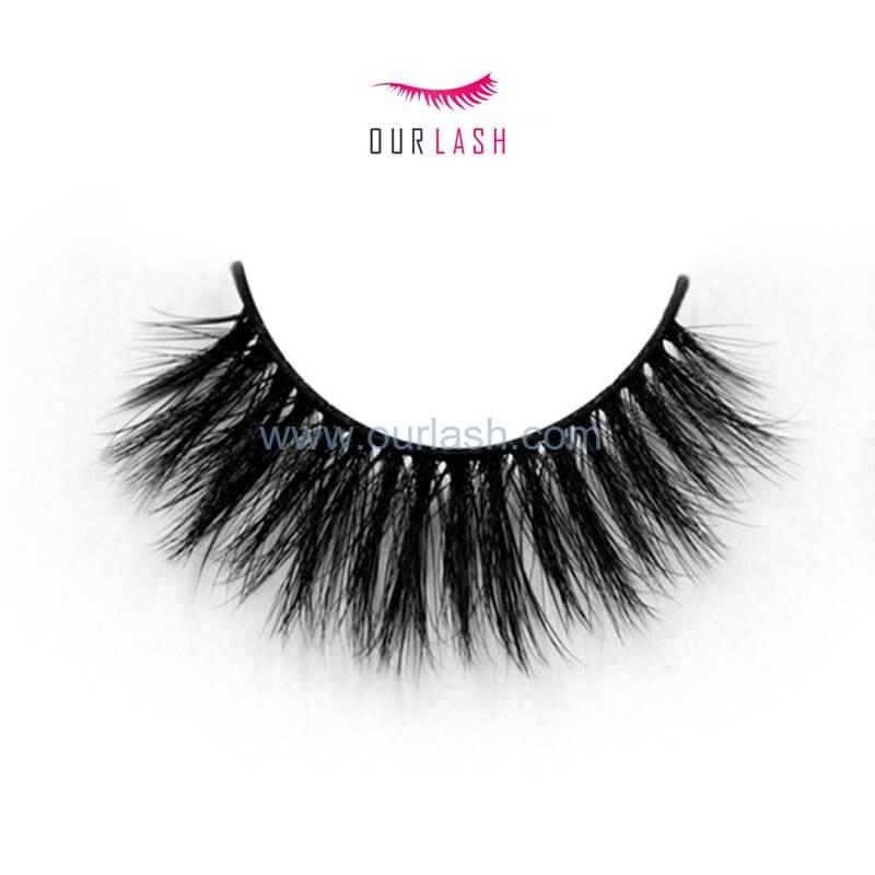 3d Silk Eyelash Synthetic Mink Lashes #FM160 - Our Lash