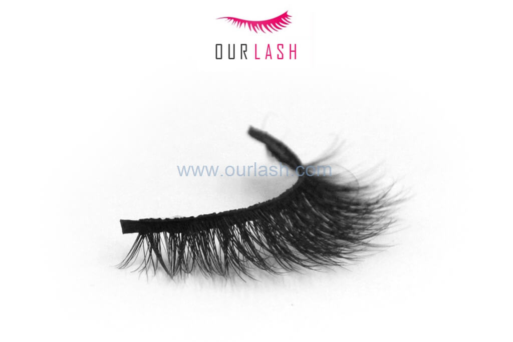 Eyelash Manufacturer Mink False Eyelashes #A242 - Our Lash