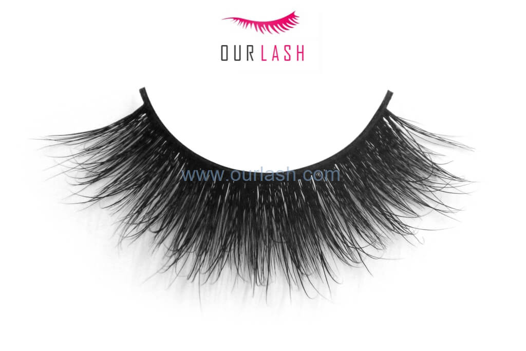 5733d4bddbb Custom Packaging Own Brand Mink Eyelashes #A245. Home/Strip Eyelash/3D Real  Mink Strip Eyelash/Custom Packaging Own Brand Mink ...