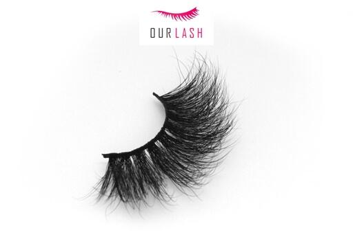 25mm Long Best Mink False Eyelashes Exl103 Our Lash