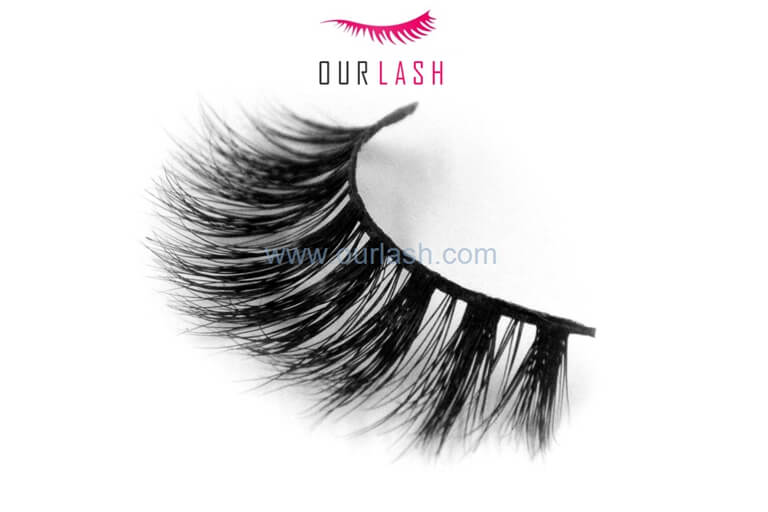 False Eyelashes Mink Eyelashes For Sale #LT107 - Our Lash